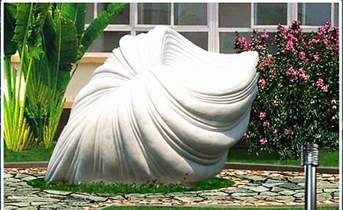 大理水泥雕塑